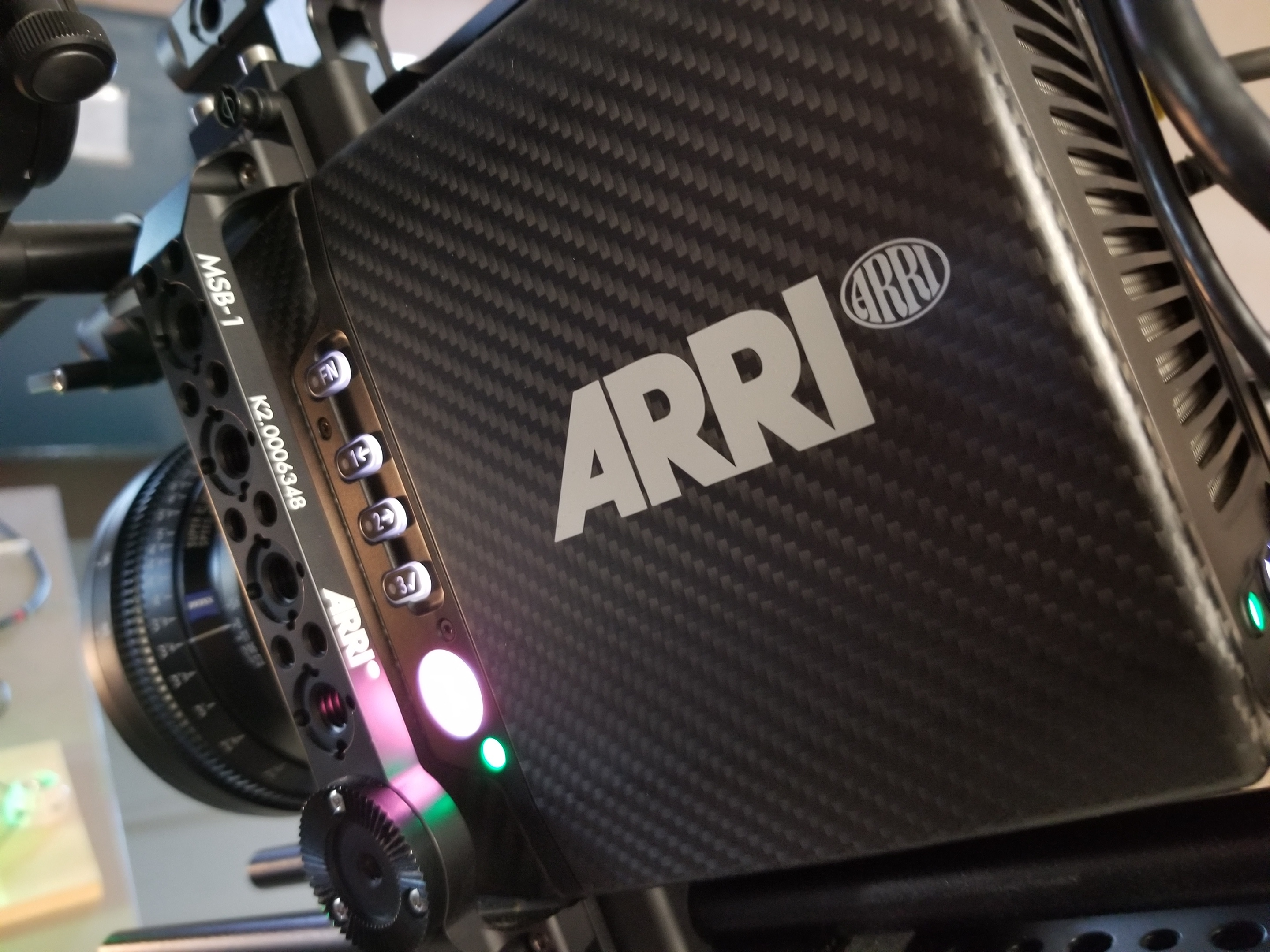 Arri Showcase Smoky Mountain Cameras